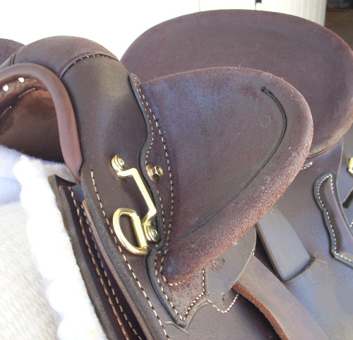 Stock saddle bare no mounts